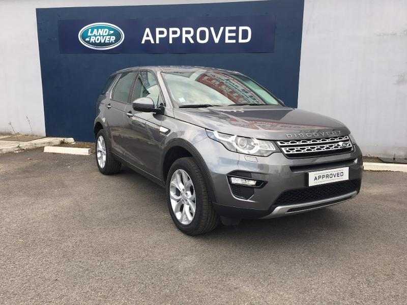 land rover discovery sport 2 0 td4 180ch hse awd bva mark iii land rover. Black Bedroom Furniture Sets. Home Design Ideas