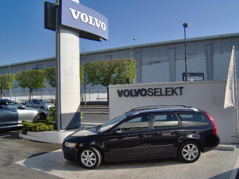 VOLVO V50 D2 115ch Kinetic