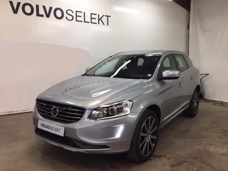 volvo xc60 d4 190ch xenium geartronic elys e automobiles. Black Bedroom Furniture Sets. Home Design Ideas