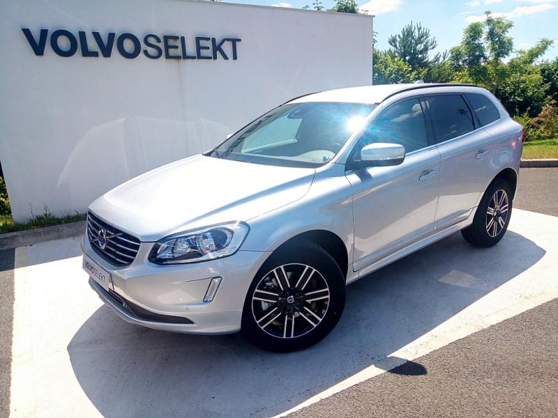 volvo xc60 d3 150ch initiate edition geartronic elys e automobiles. Black Bedroom Furniture Sets. Home Design Ideas
