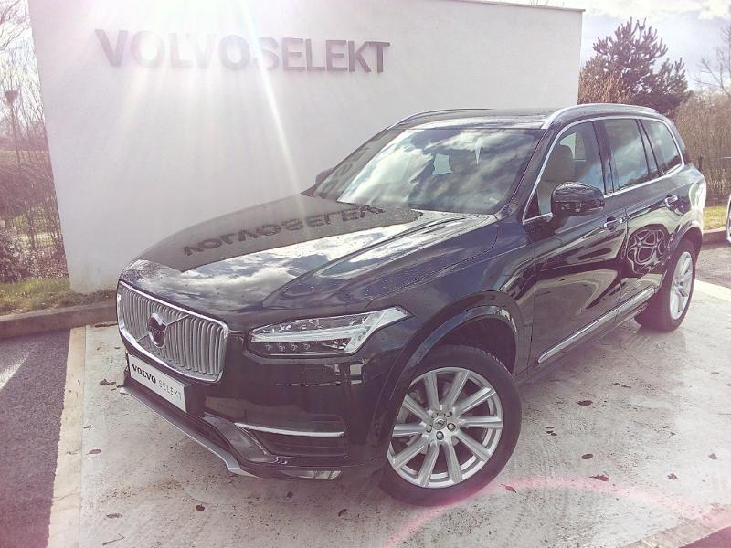 volvo xc90 d4 190ch inscription luxe geartronic 5 places elys e automobiles. Black Bedroom Furniture Sets. Home Design Ideas