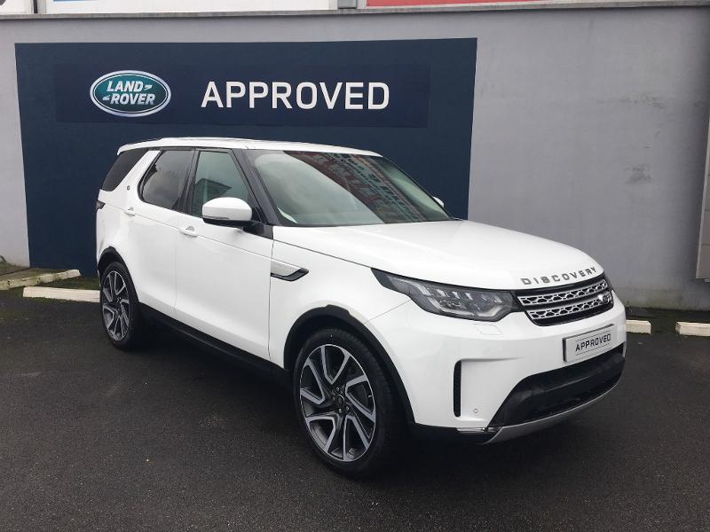 LAND-ROVER Discovery 3.0 Si6 340ch HSE