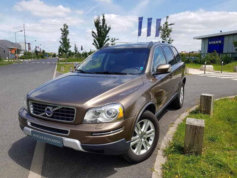 VOLVO XC90 D5 AWD 200ch Xenium Geartronic 7 places