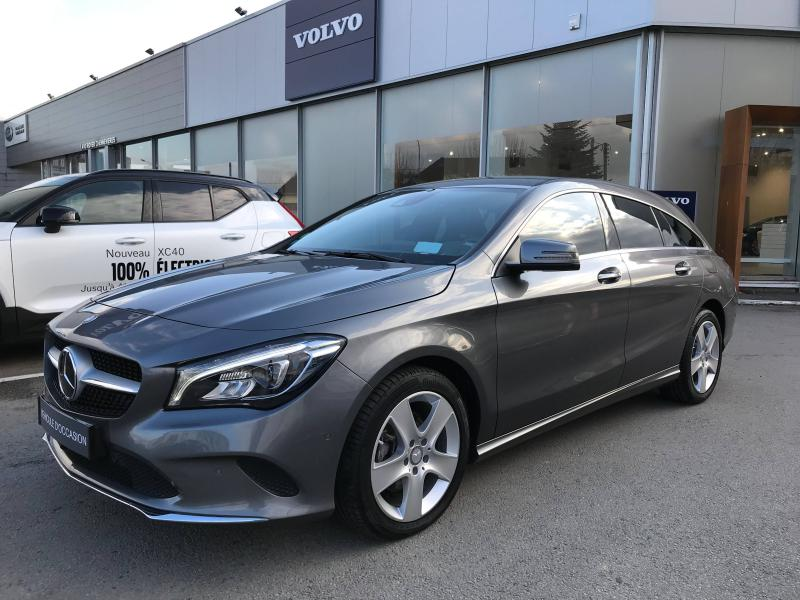MERCEDES-BENZ CLA Shooting Brake 200 d Sensation 7G-DCT