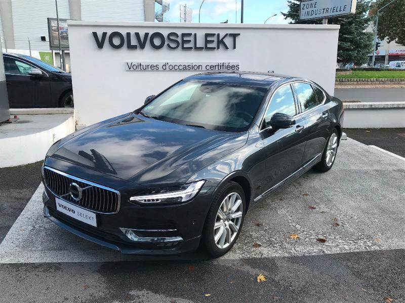 VOLVO S90 D4 190ch Inscription Luxe Geartronic