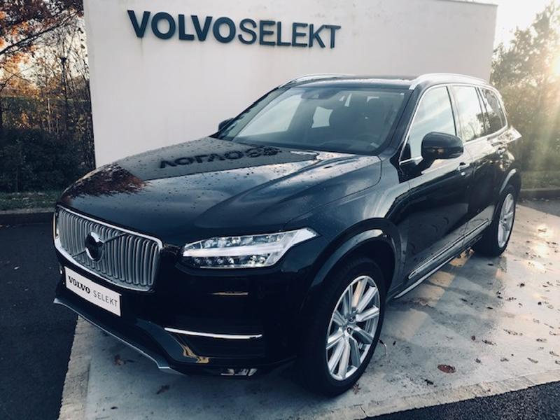 VOLVO XC90 D5 AdBlue AWD 235ch Inscription Luxe Geartronic 7 places