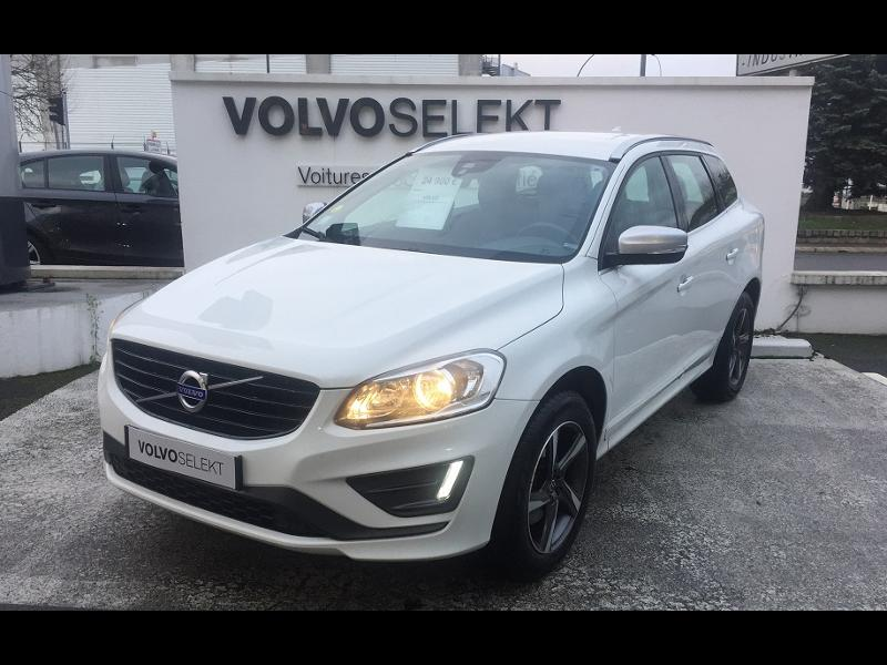 VOLVO XC60 D3 150ch R-Design Geartronic