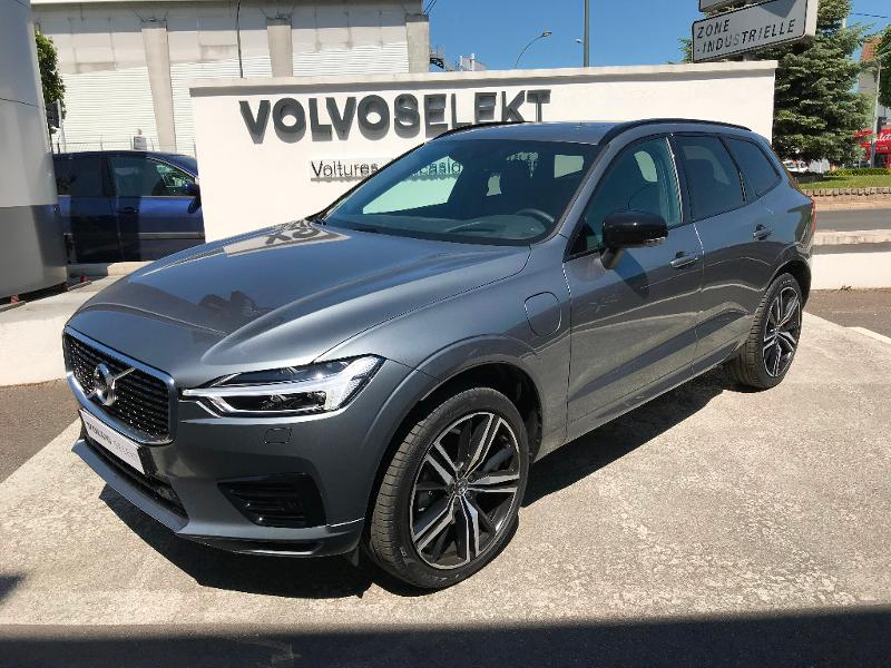 VOLVO XC60 T8 Twin Engine 303 + 87ch R-Design Geartronic