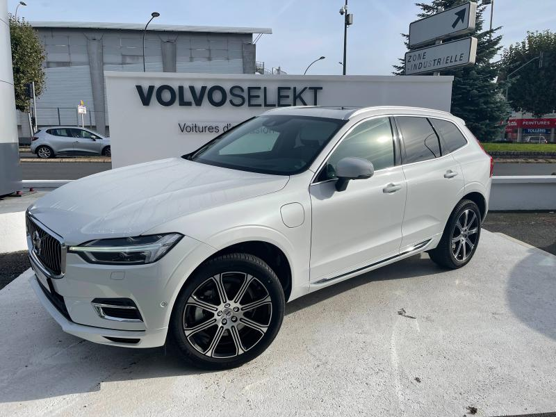 VOLVO XC60 T8 AWD 303 + 87ch Inscription Luxe Geartronic
