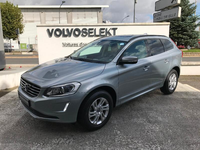 VOLVO XC60 D4 AWD 190ch Momentum Business Geartronic