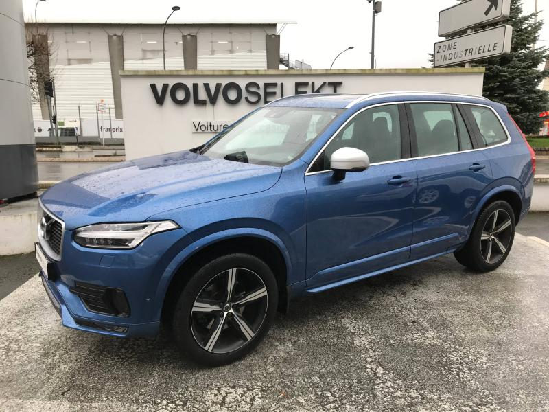 VOLVO XC90 D4 190ch R-Design Geartronic 7 places