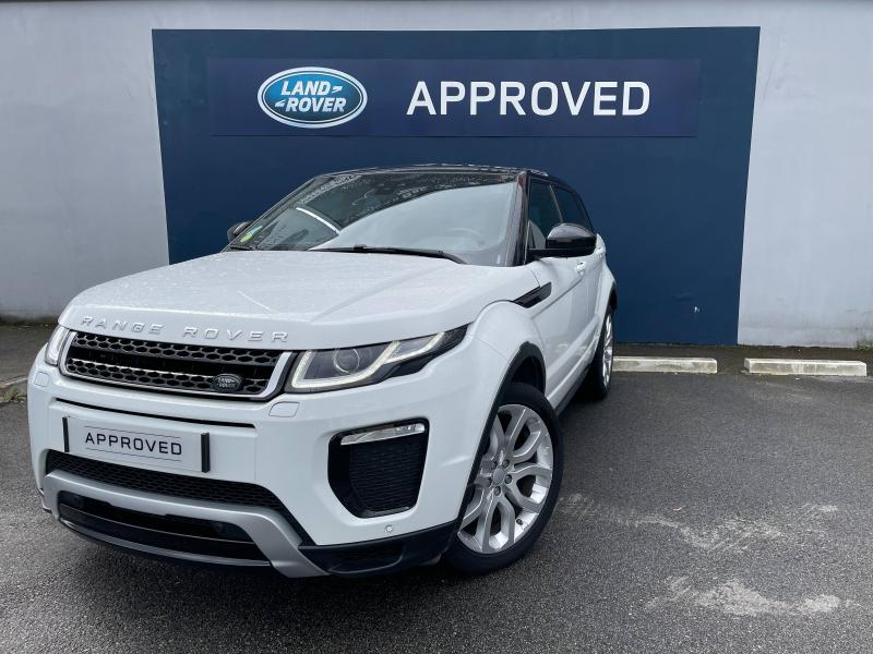 LAND-ROVER Evoque 2.0 TD4 180 SE Dynamic BVA Mark IV