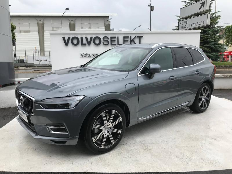 VOLVO XC60 T8 AWD Recharge 303 + 87ch Inscription Luxe Geartronic