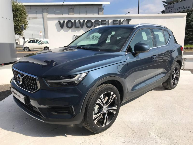 VOLVO XC40 T5 Twin Engine 180 + 82ch Inscription Luxe DCT 7