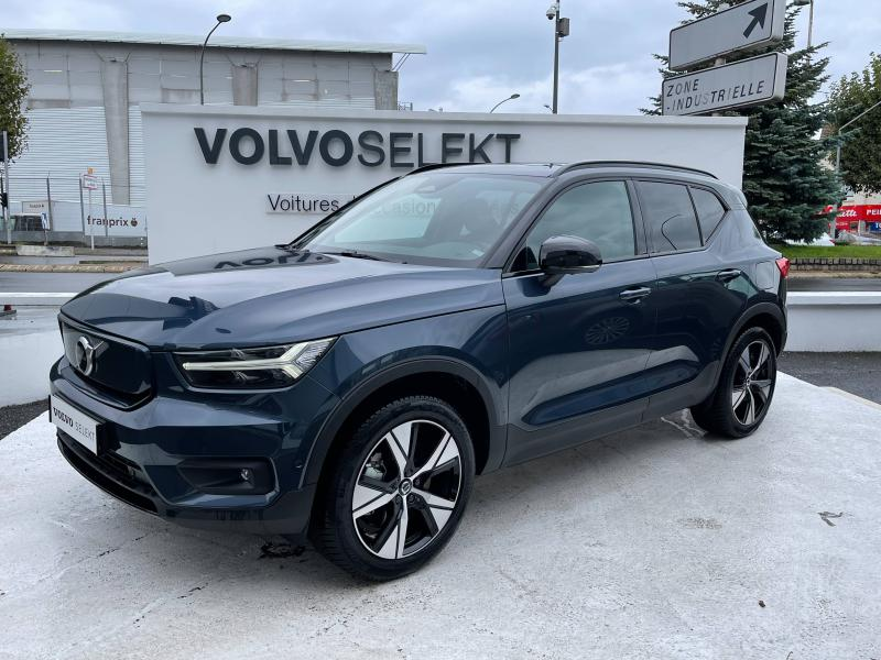 VOLVO XC40 Recharge Twin AWD 408ch Pro EDT