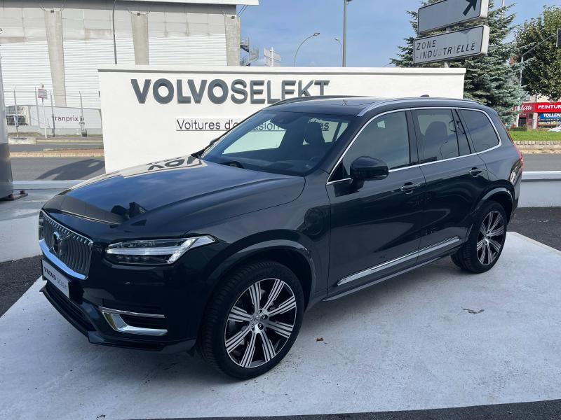VOLVO XC90 T8 AWD 303 + 87ch Inscription Luxe Geartronic